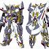 Gundam Astray Gold Frame Amatsu Mina [Princess of the Sky ver.]