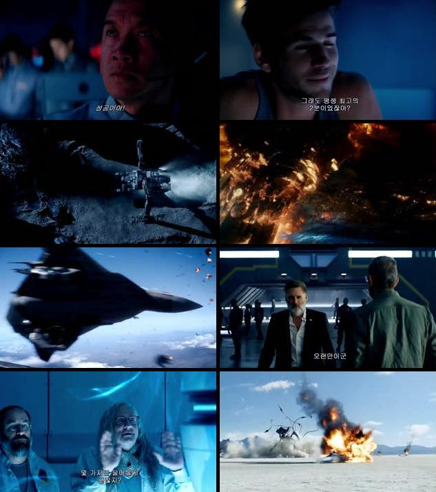 Independence Day Resurgence 2016 Dual Audio Hindi 480p HC HDRip