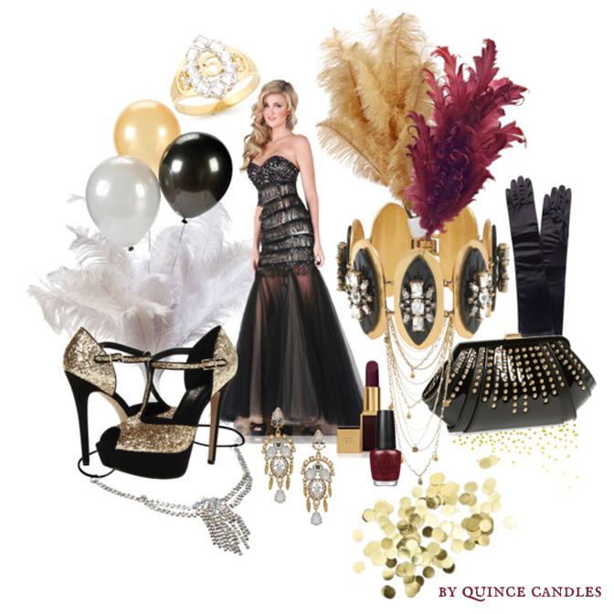 02c90f93251 Do you want to party like Jay Gatsby  With theme you sure do. It s a ritzy  affair