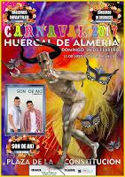 Carnaval de Huércal de Almería 2017