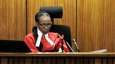 Justice Masipa's full statement explaining why she sentenced Oscar Pistorius to 6 years imprisonment