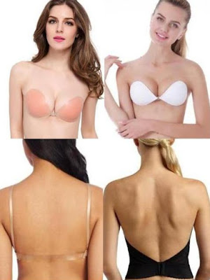 Bras for backless dresses