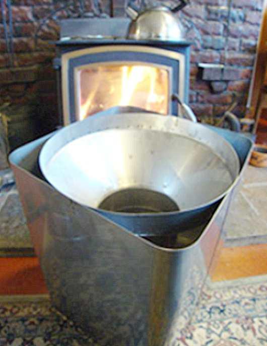 Sustainable Energy Author Ireland Seai Fluecube Chimney Cowl Amp Stove Efficiency