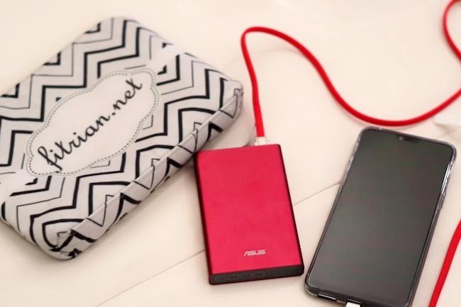 ZenPower Pocket Penghuni Baru Di Pouch Kesayangan