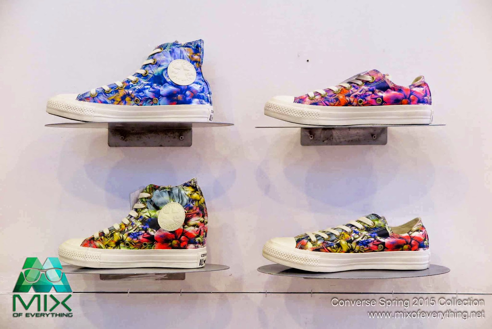 51771fbbbae925 Spring 2015 Converse All Star Collection Celebrates the Iconic Sneaker -  Hello! Welcome to my blog!