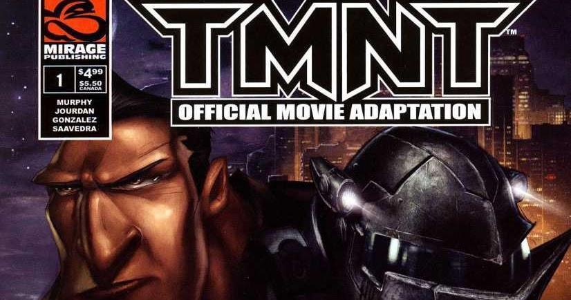 Tmnt Entity Tmnt Official Movie Adaptation