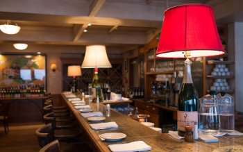 Wallpaper: Cafe Campagne - Lovely Style Design