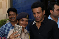 Manoj Bajpayee at Special Screening of Movie Naam Shabana~  Exclusive 03.JPG