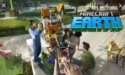 Minecraft earth Apk Free on Android Game Download
