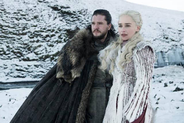 Game of Thrones, Imágenes, Octava Temporada, Juego de Tronos, Daenerys Targaryen, Jon Snow