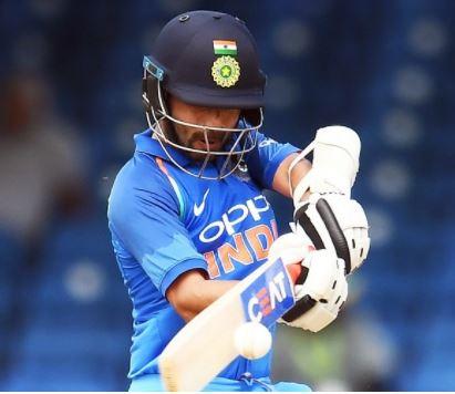 भारत - वेस्ट इंडीज़ पहले वन डे रिपोर्ट