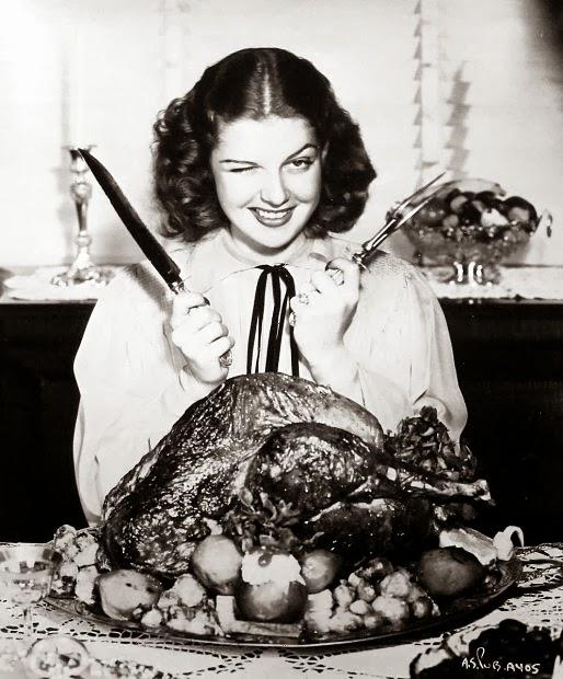 Vintage Thanksgiving Photos 24