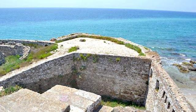 Πρέβεζα: Η βλάστηση «πολιορκεί» το κάστρο του Παντοκράτορα