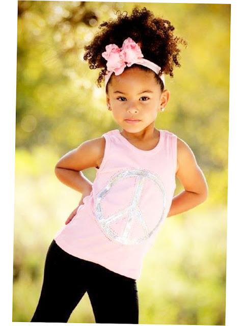 African American Kids Braid Hairstyles Photo