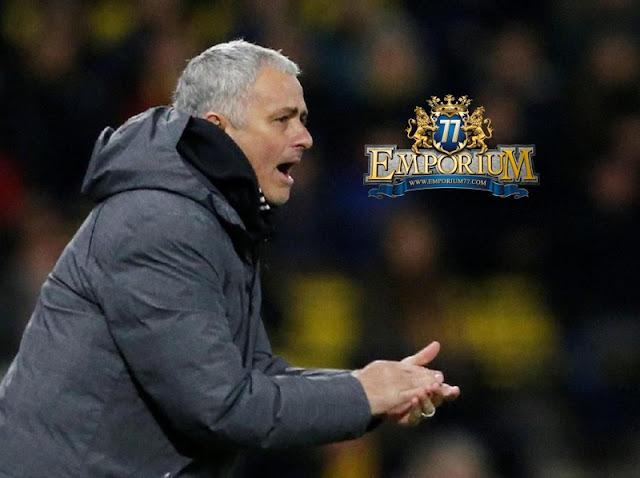 Mourinho Mengatakan Bahwa Setan Merah Masih Dapat Setara Dengan Real Madrid.