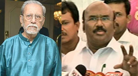 Charu Hassan condemns minister Jayakumar for his comments agains Kamal