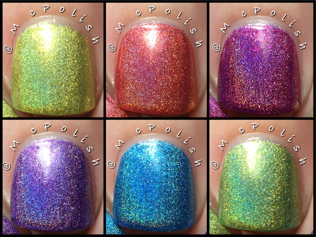 Pahlish - Venetian Carnival Collection - McPolish