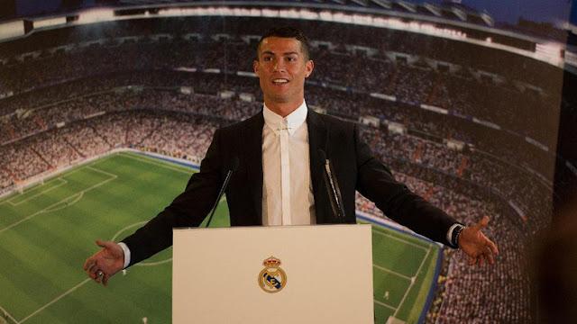 Ronaldo Jagokan CR7 Menangi Ballon d'Or
