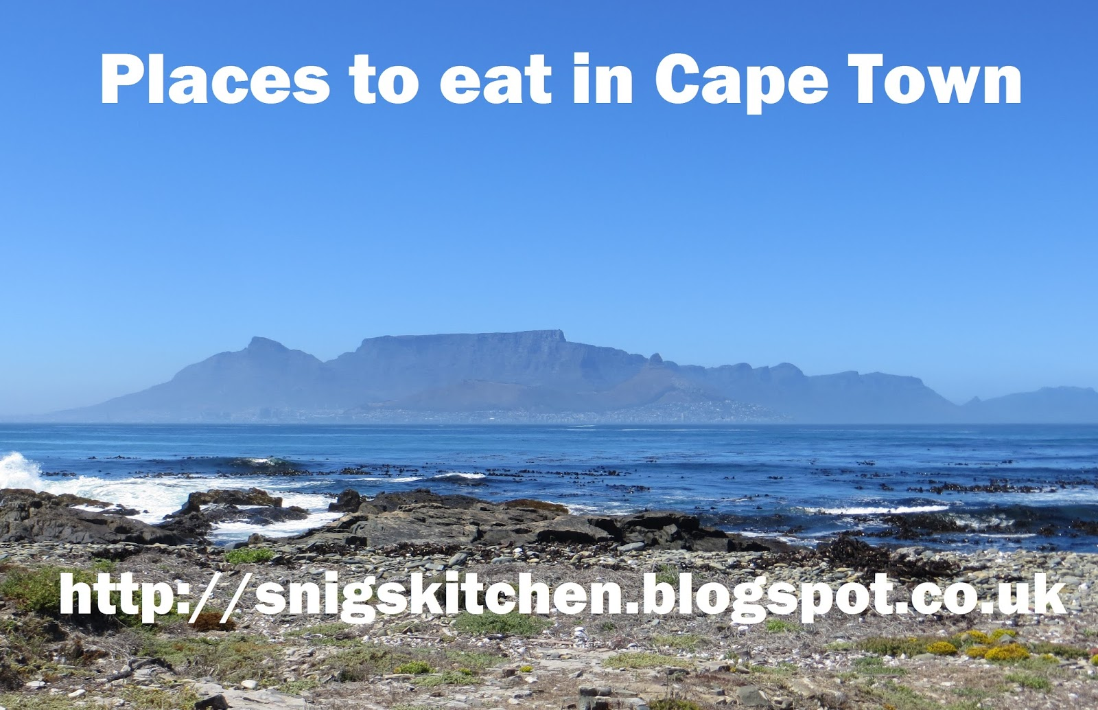 Snig\'s Kitchen: Places to eat in Cape Town