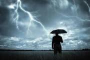 Fotografia de mau tempo