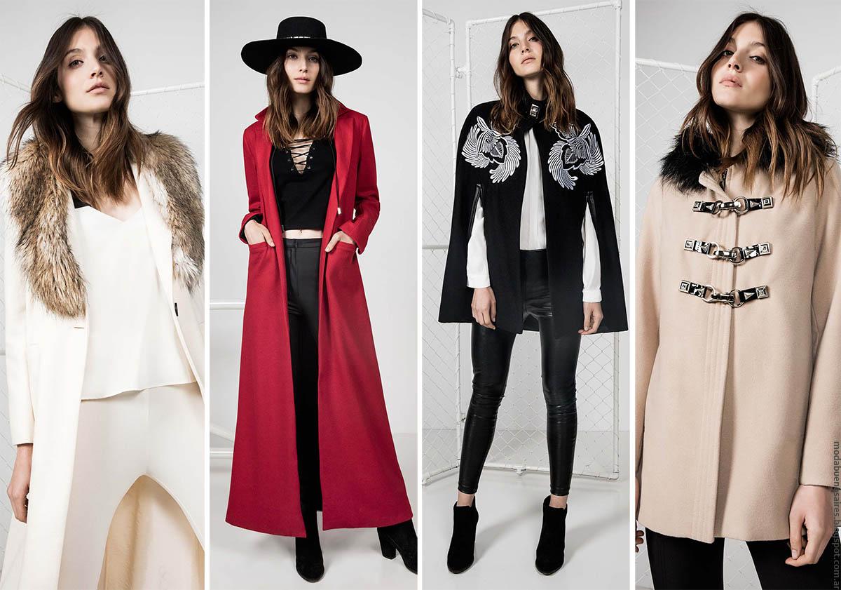 Abrigos de moda 2018 argentina