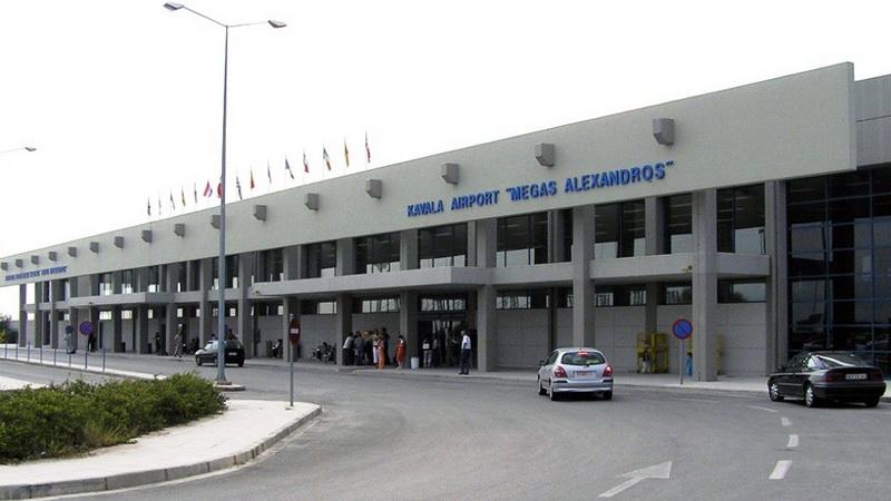 Αεροδρόμιο Καβάλας: 22.358 αφίξεις ξένων τουριστών τον Ιούνιο