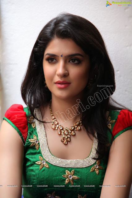 Deeksha Seth Glamorous look latest photos