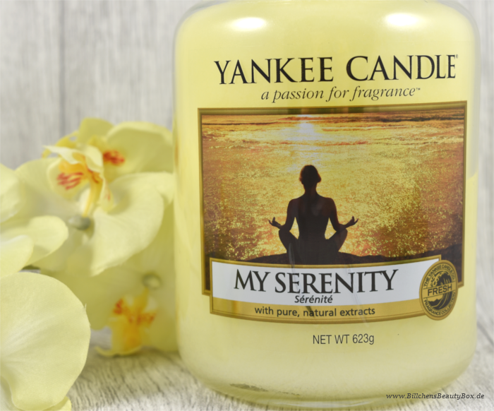 Yankee Candle My Serenity