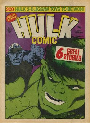 Hulk Comic #6