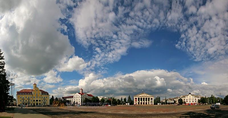 Чернигов красная площадь