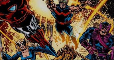 8 Kelompok Superhero Marvel Pengganti Avengers Terbaru 2020