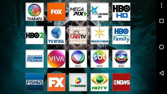 Aplicativo TV Livre