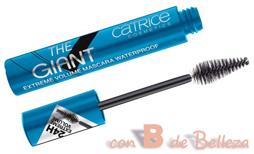 The Giant Extreme Volume Mascara Waterproof