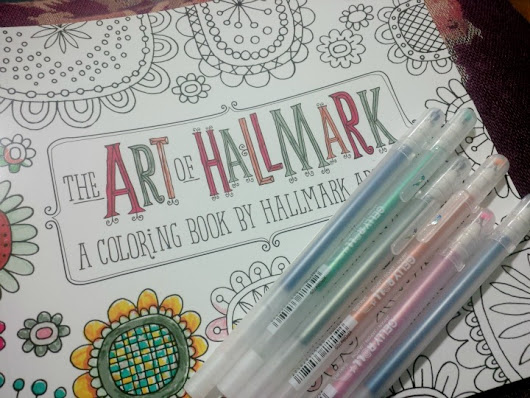 Beat holiday stress... with coloring! (+ GIVEAWAY)