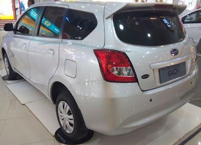 Datsun Go+ Panca Tipe T Option
