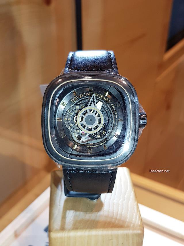 Sevenfriday timepieces