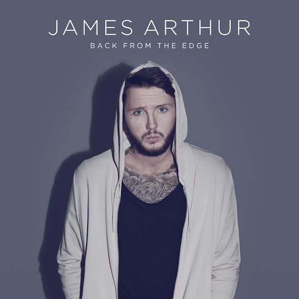 James Arthur - Back from the Edge Cover