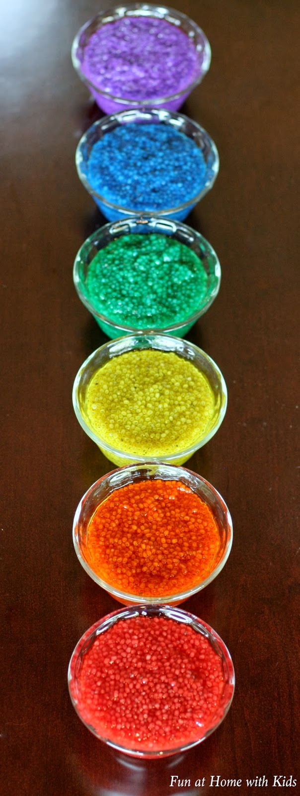 Safe Edible Non-Chokable Mini Water Beads