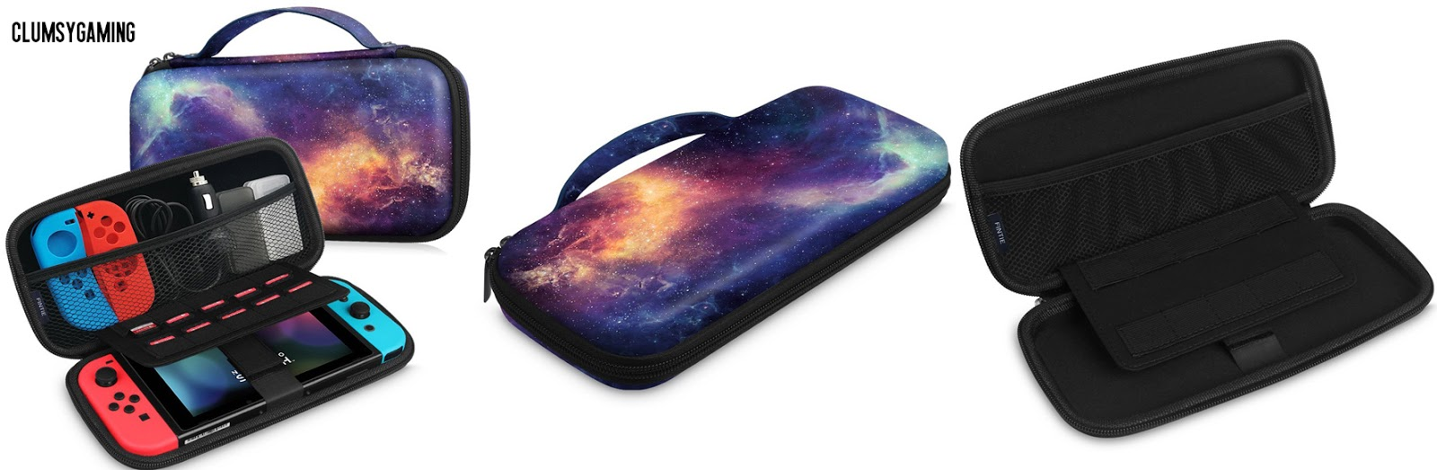 funda galáctica nintendo switch