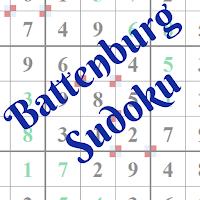 Battenburg Sudoku Puzzles Main Page