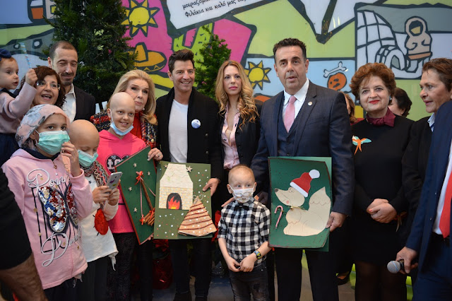 Μήνυμα ζωής και ελπίδας του Δημάρχου Ναυπλιέων Δημήτρη Κωστούρου στα παιδιά του «ΕΛΠΙΔΑ» (βίντεο)