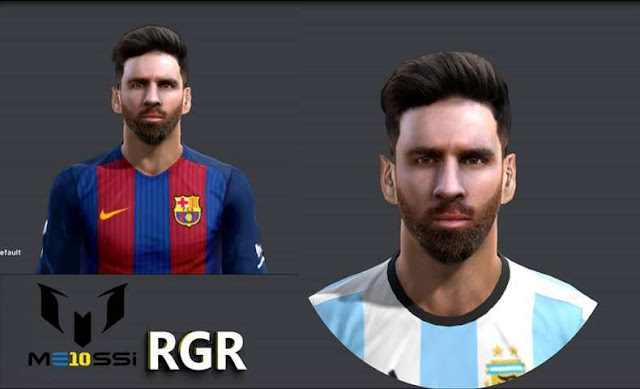 PES 2013 PES 2013 Lionel Messi New Face