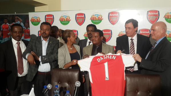 El Arsenal lleva la Premier a Etiopía