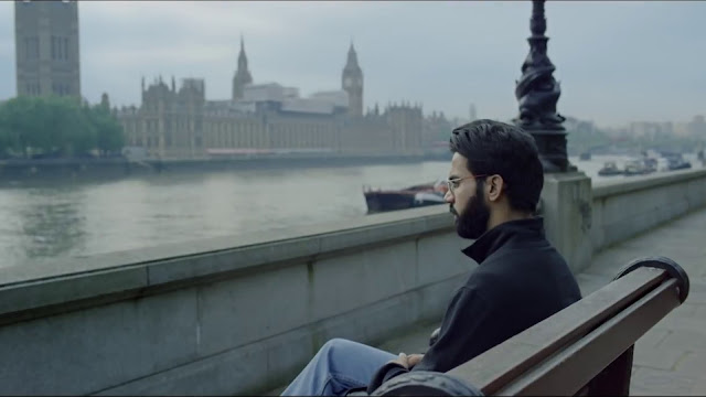 Rajkummar Rao as British Pakistani terrorist Omar Saeed Sheikh in Omerta