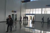 Jalur Mudik Melalui Bandara H. Aroepala Selayar Belum Ramai