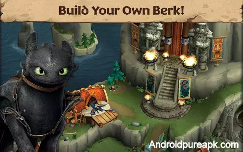 Dragons: Rise of Berk Apk Mod