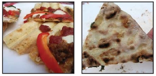 Grilled Pizza by thegrillman.blogspot.com