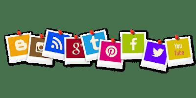 Marcadores en redes sociales