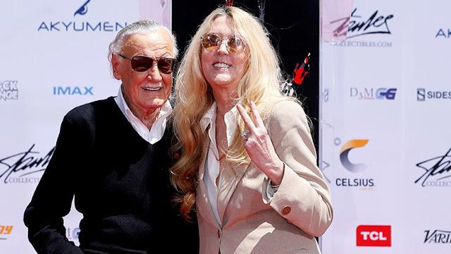La hija de Stan Lee revela cómo se llama el último superhéroe creado por su padre antes de morir