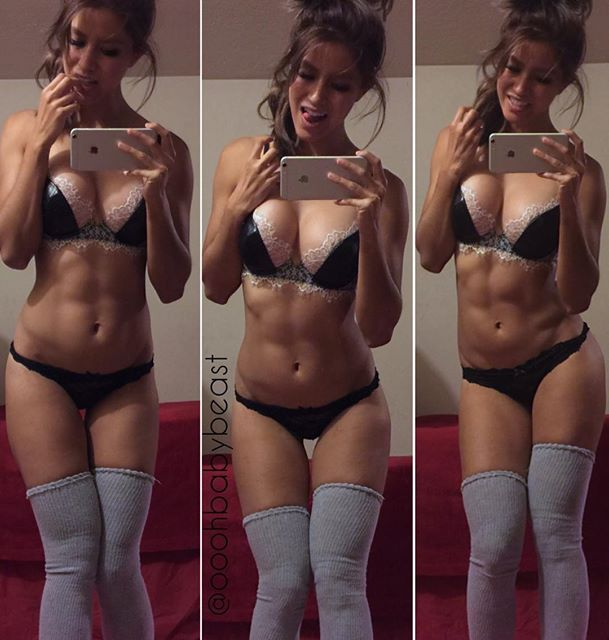 Fitness Motivation Kayli Ann Phillips